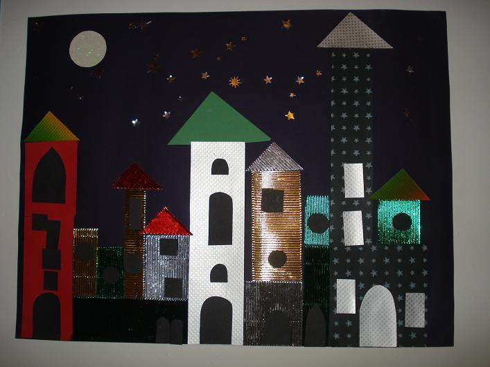 Shape Towers